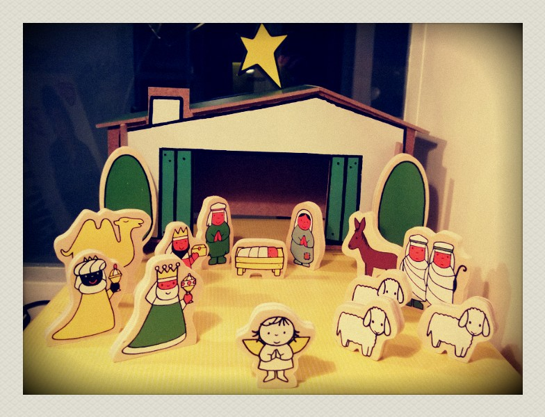 Kerststal Dick Bruna