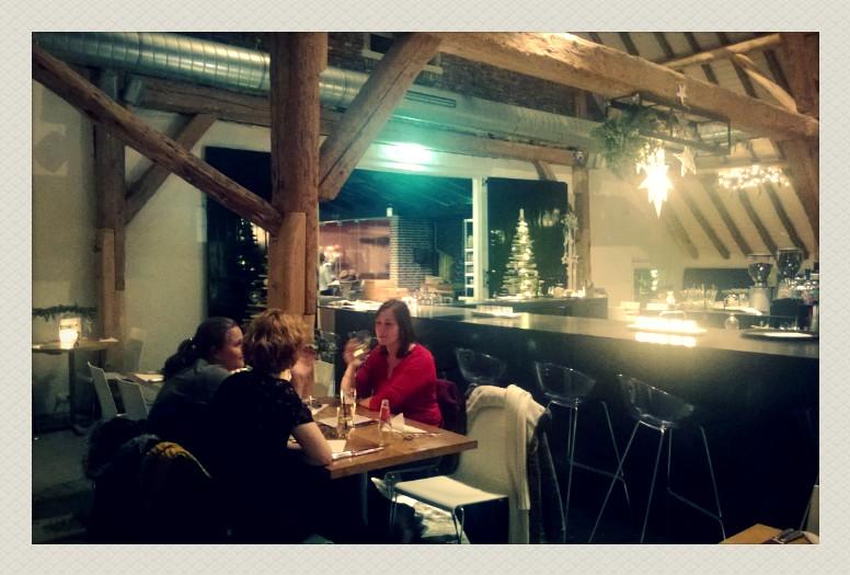 Restaurant Vroeg tussen Utrecht en Bunnik