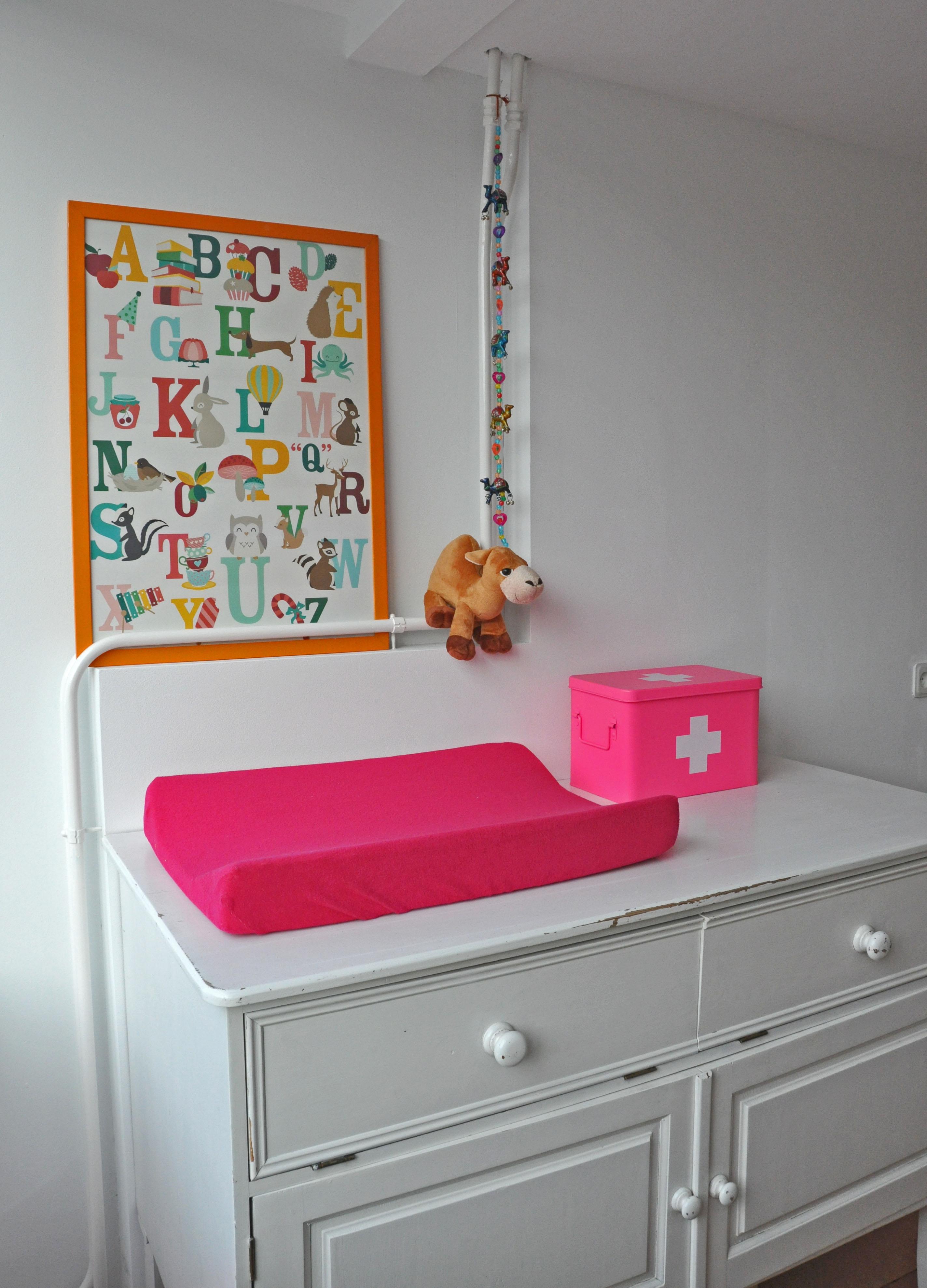 kijkje in mijn huis: project babykamer - mary j., Deco ideeën