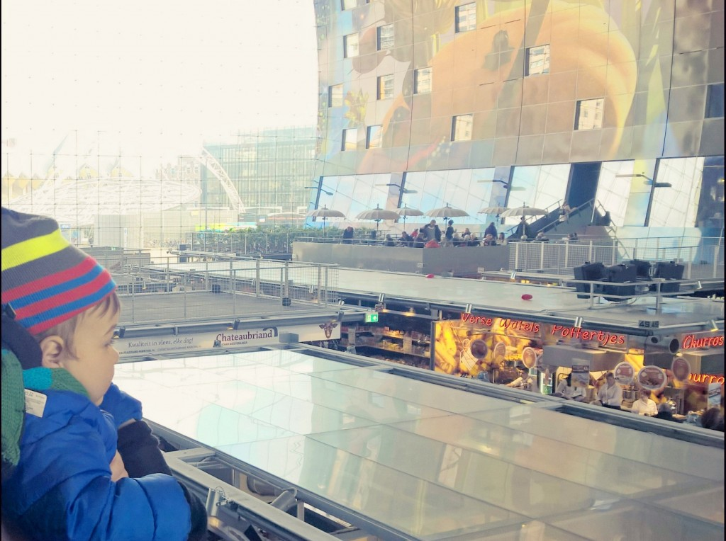 Weekendje Rotterdam met kids