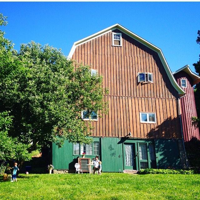 Airbnb Mary J - boerderij