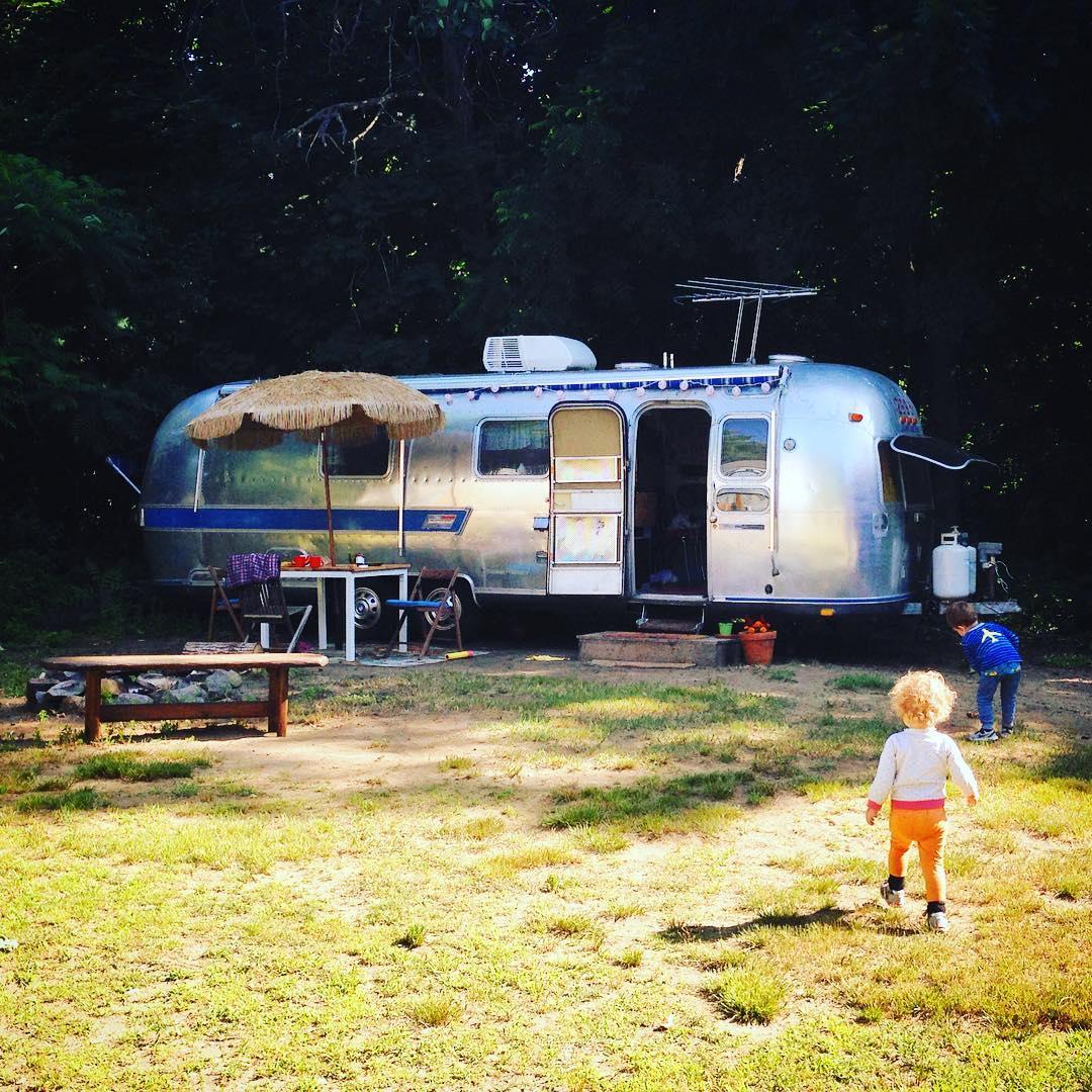 Airbnb Mary J - caravan