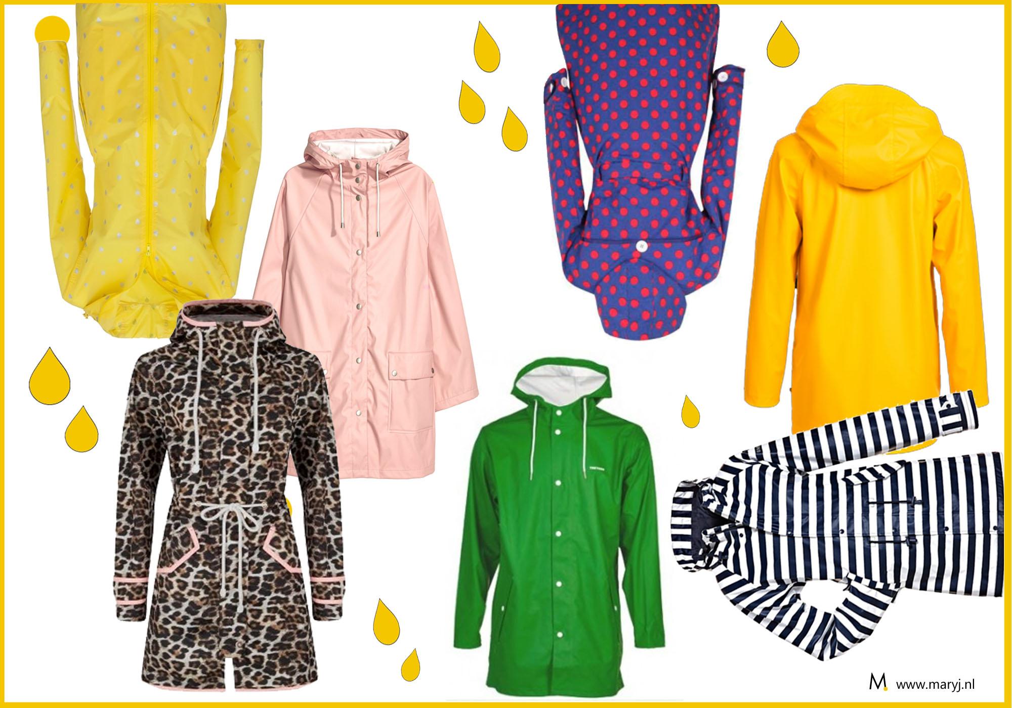 Regenjassen voor dames