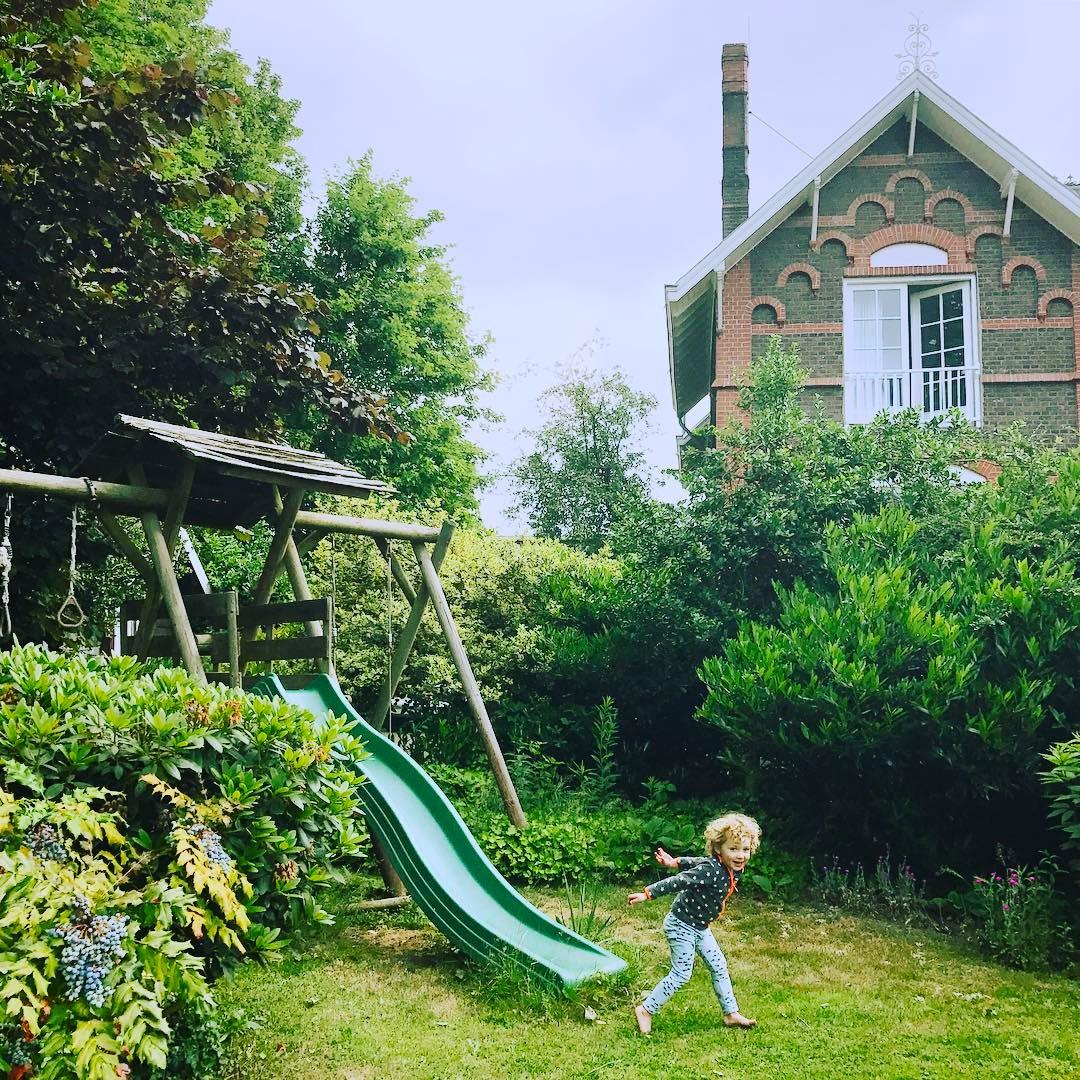 Villa Wambacherbos kindvriendelijke bed and breakfast