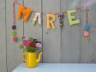 DIY: maak je eigen naamslinger of geboorteslinger