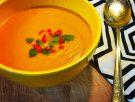 Recept voor simpele en snelle pompoensoep