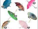Hippe parasolletjes voor een zomerse dag