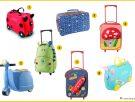 Toffe kinderkoffers voor kleine reizigers