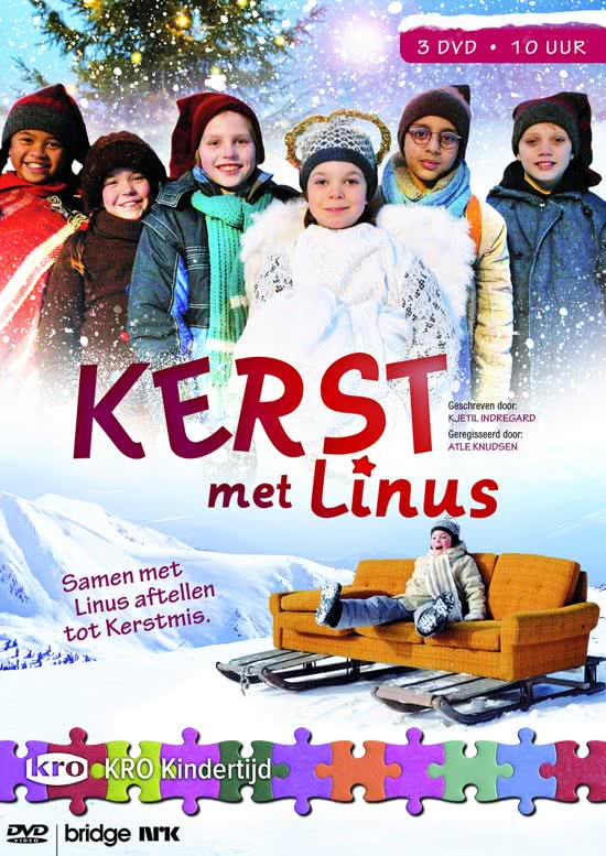 Kerst met Linus – de ultieme feel good kinderserie